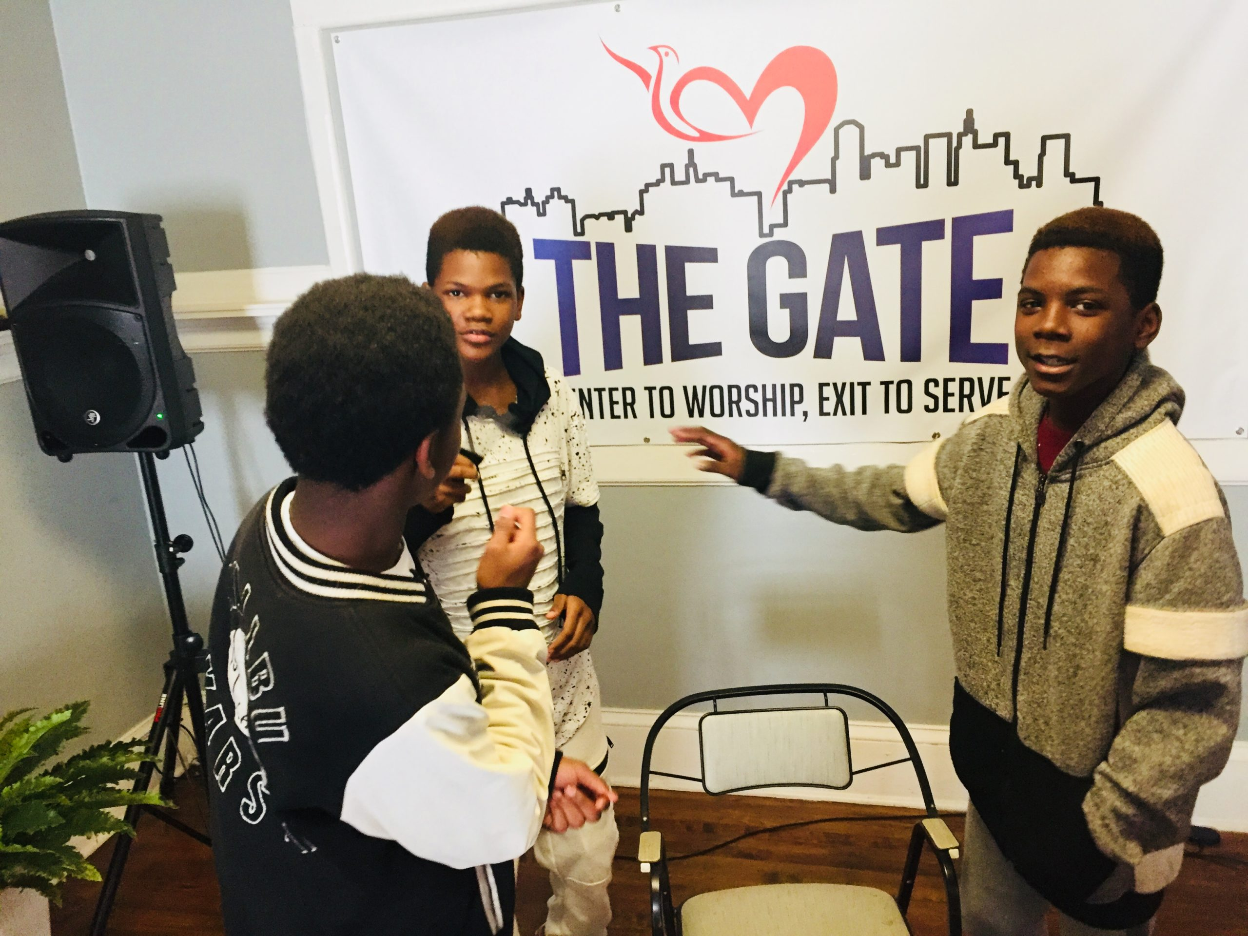 The Gate); ?>